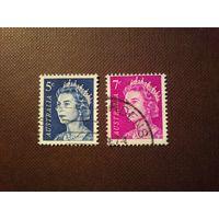 Австралия 1967/71 гг.Королева Елизавета -II.