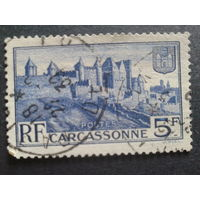 Франция 1938 герб города