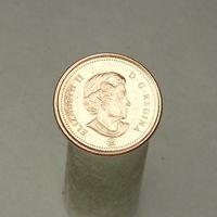 Канада 1 цент 2007