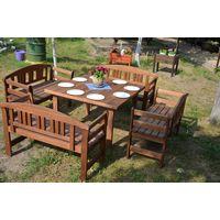 Набор садовой мебели на 8 человек Прованс!