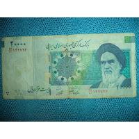 20000 риал Иран