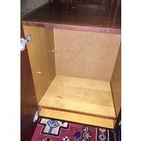 Шкафчик тумба внутри одна полочка Ширина 46 см, глубина 40 см, высота 55 см