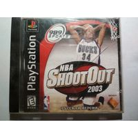 NBA Shoot Out 2003 . Sony PlayStation
