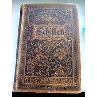 """Шиллер """"Стихи 1,2 и 3 периода"""" на немецком."""