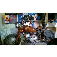 Мотоцикл Урал-750