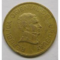 Уругвай 2 песо 1998 г