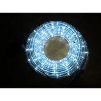LED Гирлянда, дюралайт, 20 метров! Контроллер + БП!