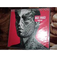 ROLLING STONES - Tattoo You  LP-1981