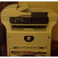 Лазерное МФУ (принтер/сканер/копир/факс) Xerox Phaser 3100 MFP/X