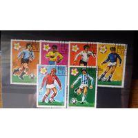 Футбол. ЧМ 1982г.