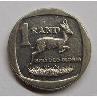 Южная Африка (антилопа) 1 ранд 2003 г