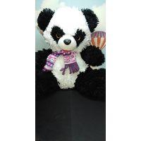 Панда нос немного поврежден
