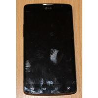 Смартфон LG D380 б/у (нерабочий)