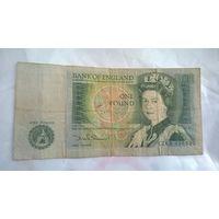 1 фунт, Великобритания, 1978-1984 гг.