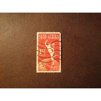 Южная Африка 1949 г. Всемирный почтовый союз- 75 лет.