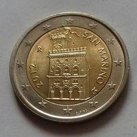 2 евро, Сан-Марино 2012 г., AU