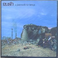 Rush - A Farewell To Kings (1977, Audio CD, mini LP, ремастер)