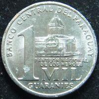 6622:  1000 гуарани 2006 Парагвай