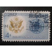 США 1962 борьба с малярией