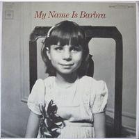 Barbra Streisand - My Name Is Barbra - LP - 1965