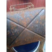 Бодрый ящик от минамёток Вермахт