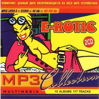 "E-Rotic ""MP3 Collection"" 2CD"