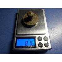 Гирька весовая 81,6 г. 2 фунта
