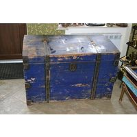 Старинный сундук (куфар).