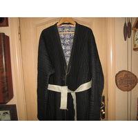 Облачение(одеяние)священника,монаха Ряса (Платье священника)зимняя ,стеганная.30-40-е года 20-го века.