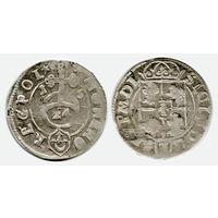 Полторак 1616 г. Быдгощ. Сигизмунд III Ваза. - (закрытый САС, перевернутые N на реверсе)