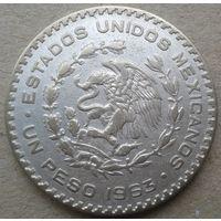 Мексика 1 песо 1963