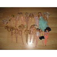 Куклы ,много