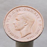 Великобритания 1 пенни 1945