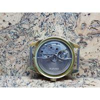 Часы Poljot,позолота au20,автоподзавод,редчайшие.Старт с рубля.