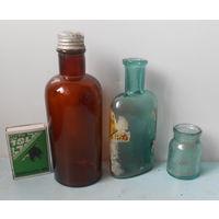 Бутылки аптечные-2