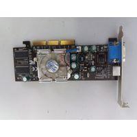 Видеокарта AGP GeForce FX5200 Galaxy 128Mb 64Bit (904682)
