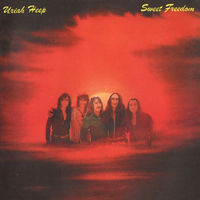 Uriah Heep - Sweet Freedom (1973, Audio CD, ремастер 1996 года)