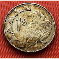 125-12 Намибия, 1 доллар 1996 г.