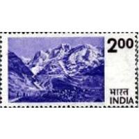 Местные Мотивы ГОРЫ Индия 1975