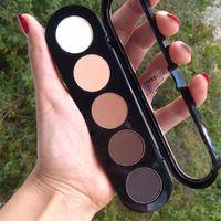 Палетка теней Make-Up Atelier Т22