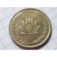 Иран 250 риалов 2007 отличные