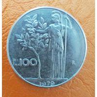Монета-Италия.1979г.