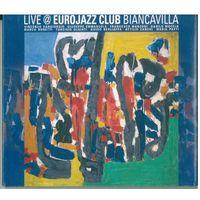 CD Live @ Eurojazz Club Biancavilla - Giuseppe Emmanuele