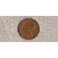 Танзания 5 центов сенти тано 1966/1-й год(Uss)