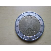 2 евро, Германия 2002 G