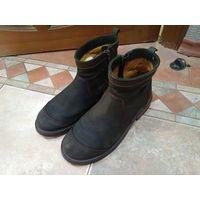 Осенние ботинки р.39 (нат.кожа)
