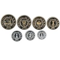 КАЛМЫКИЯ НАБОР 7 монет 2013 ШАХМАТЫ