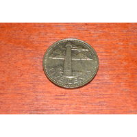 Барбадос 5 центов 2005 г.