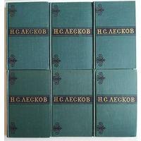 Н.С. Лесков. Собрание сочинений в 6 томах (1973)