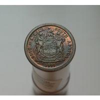 2 цента 1991 ЮАР (Южная Африка)